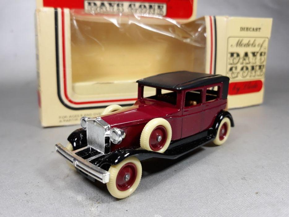 Rolls Royce Al Capone macheta de metal colecție made in England origin