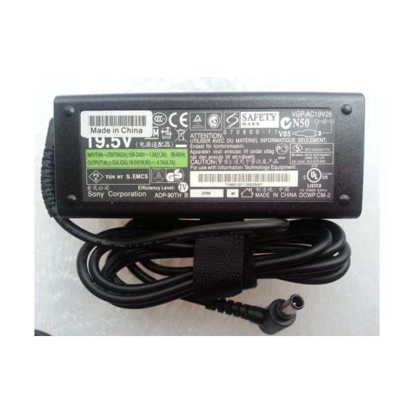alimentator - incarcator laptop sony vaio pcg-7151m vgn-ns21s 19v 4.7