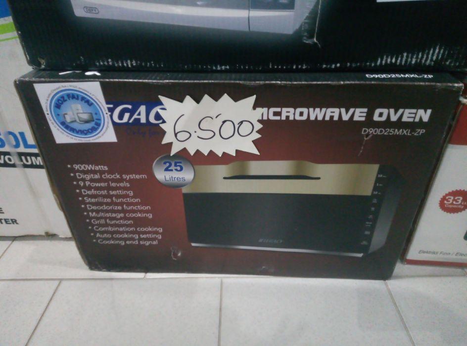 Microondas legacy 25 litros com garantia