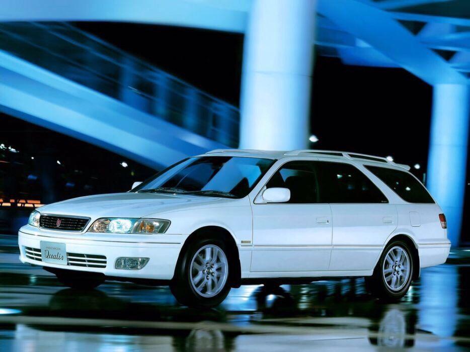 Продаю запчасти на Тойота Марк Куалис (Toyota Mark Qualis) 1998г, 2.2