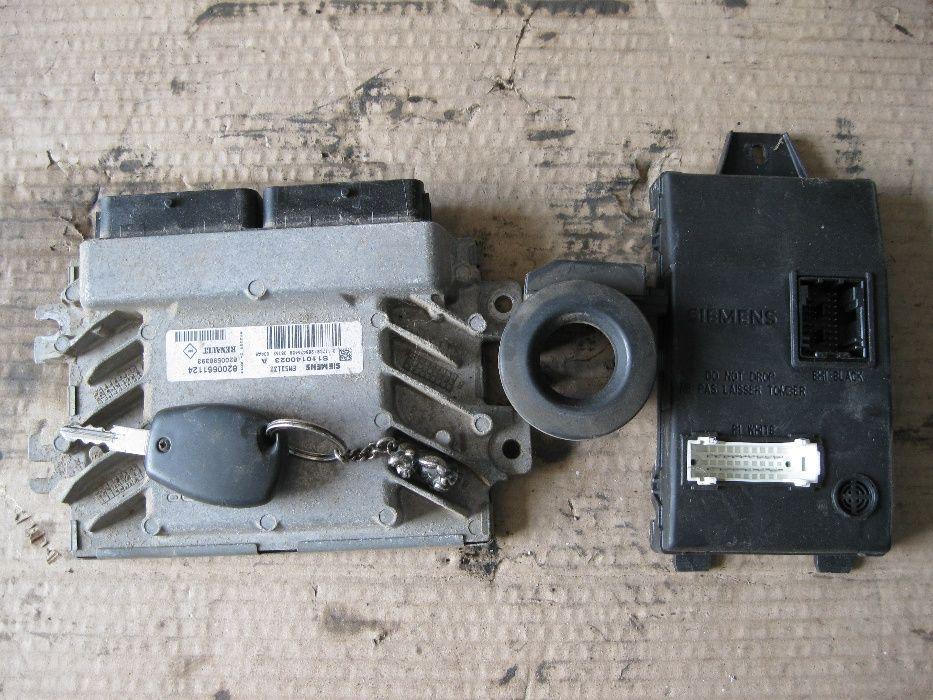 calculator kit pornire dacia logan 1.4 1,6 benzina