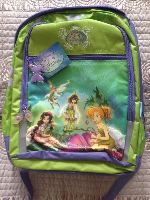 Нова детска раничка Disney Fairies