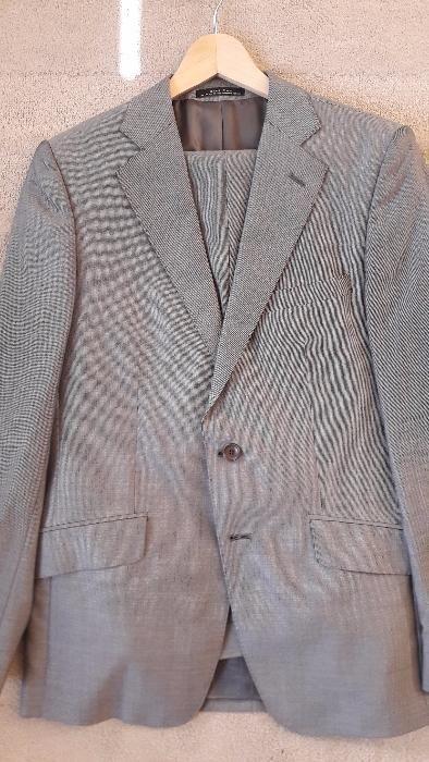 Costum barbatesc Zara Man - marime EUR 46