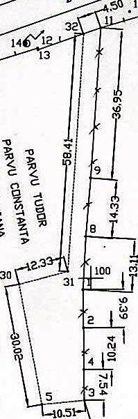 Vanzare  terenuri constructii  650 mp Ilfov, Teghes  - 13000 EURO