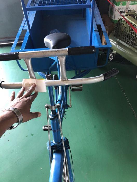 Bicicleta de transporte de carga