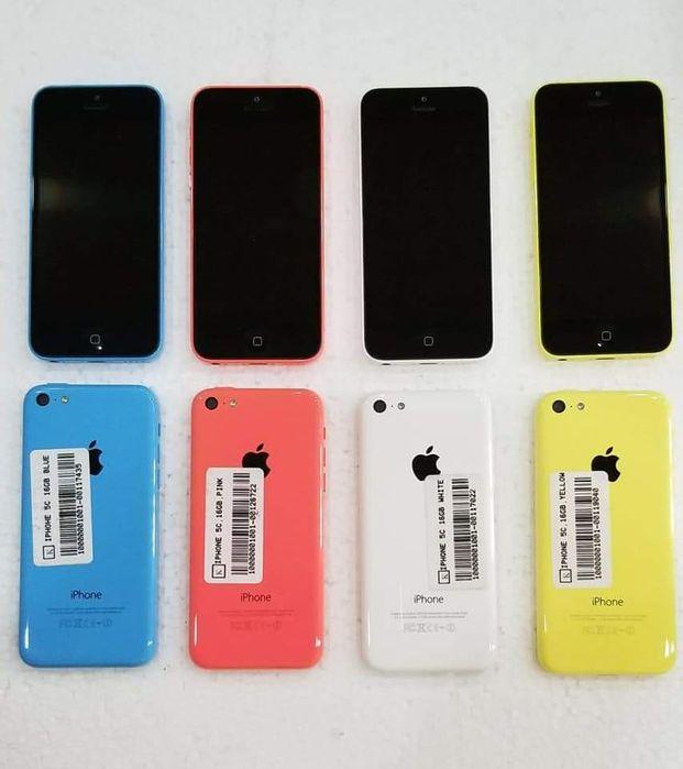 Iphone 5c 8GB todas cores disponíveis