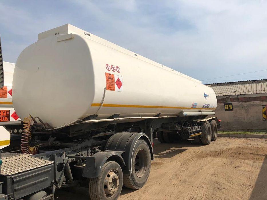 Trailer - Cisterna p'ra combustível | 36.000 Litros | Em ótimo estado