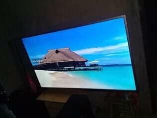 Tv 55 poligadas smart LED