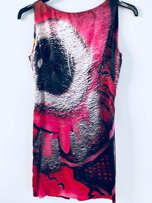 Rochie roz creator Lena Criveanu(inspirație Dior) 36 Banesti - imagine 3