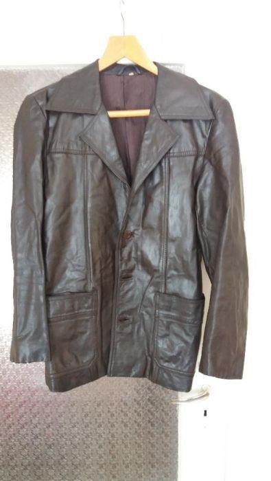 Мъжко кожено яке от естествена кожа