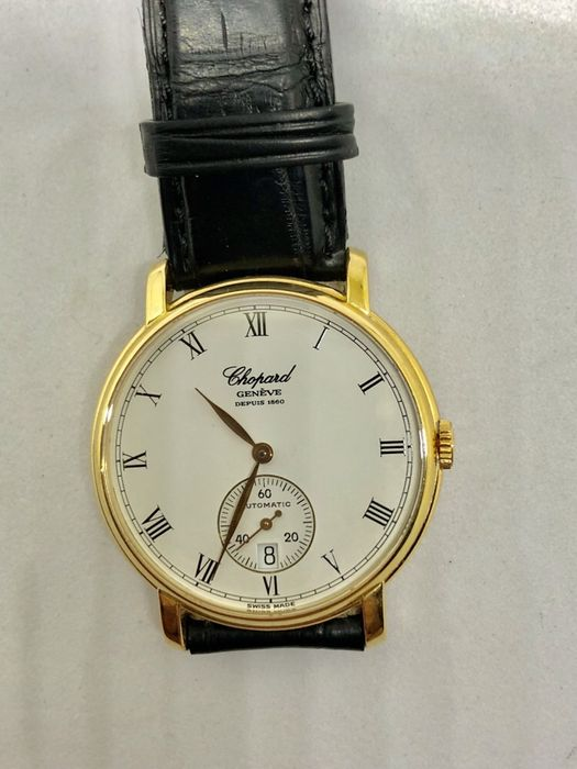 Chopard Classic L.U.C. Aur Galben 18k Automat 36mm