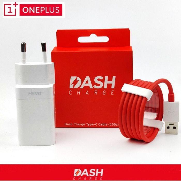 OnePlus 6T / 6 / 5T / 5 / 3T / 3 Încărcător + Cablu DASH Charge 5V 4A
