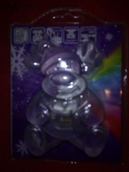 Продавам светеща коледна играчка на Милка(milka)- еленче и топка