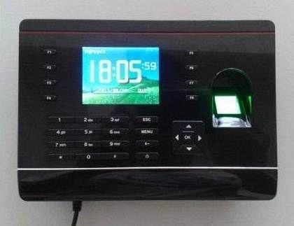 Biométrico venda e instalação com bateria