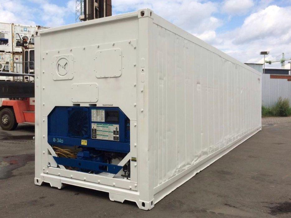 Рефконтейнер контейнер холодильник 40 футов в Усть-Каменогорске
