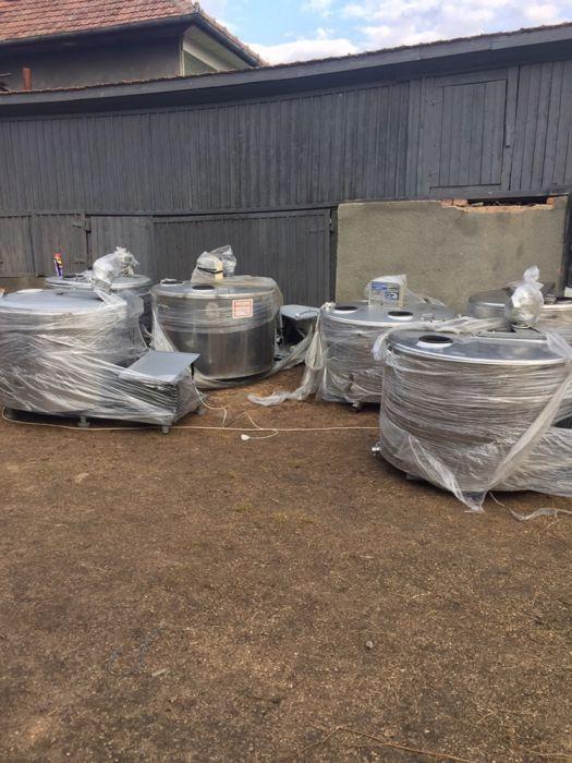 Tanc răcire lapte 330 500 550 650 cu garanție un an madeplasez la Rep
