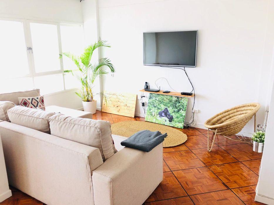 Vende-se,apartamento T3,2wc 3andar na Julius Nyerere (Nauitilus)