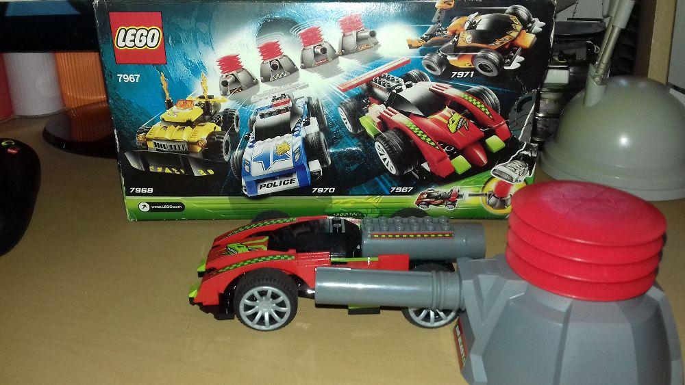 Mașini Lego Racers