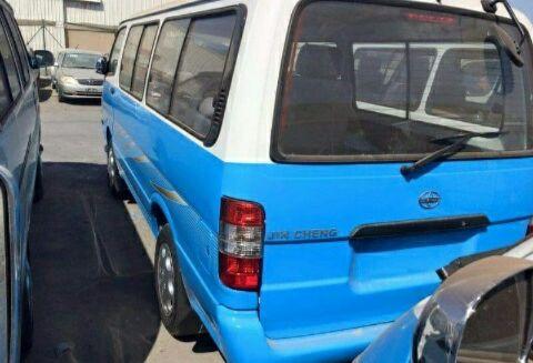 Toyota Hiace Serra da Kanda - imagem 2