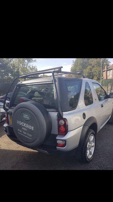 Bari portbagaj Land Rover Freelander 1998-2006 3 usi
