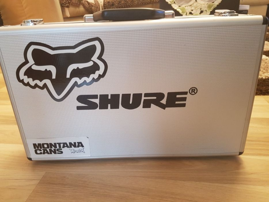 Vand microfoane SHURE