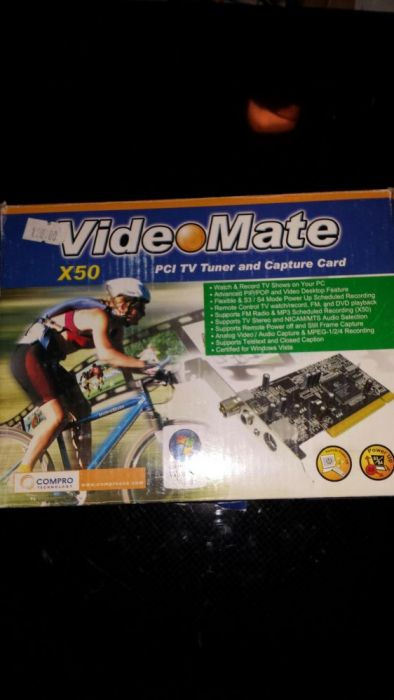 Vand Tv Tuner Video Mate x50