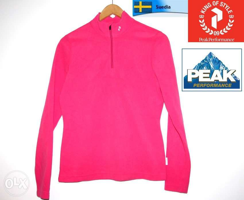 Polartec profesional PEAK Performance NOU, made in suedia