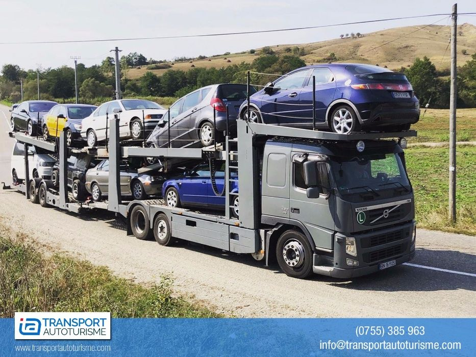 Transport Platforma Irlanda/Anglia/Spania/Germania/Italia/Franta