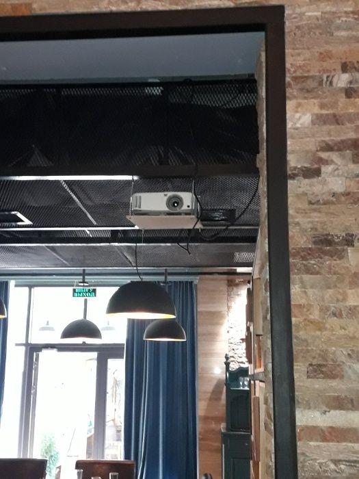 Прокат проектора от 5000тг, экраны от 4000тг.