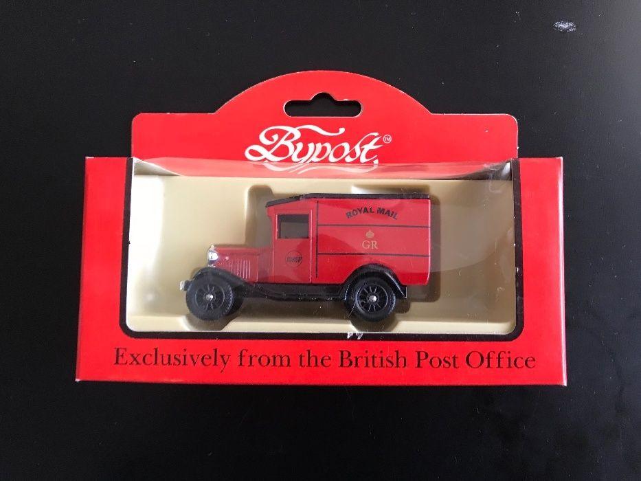 Пощенски бусове - камиони, миниатюри 1934г-1935г.