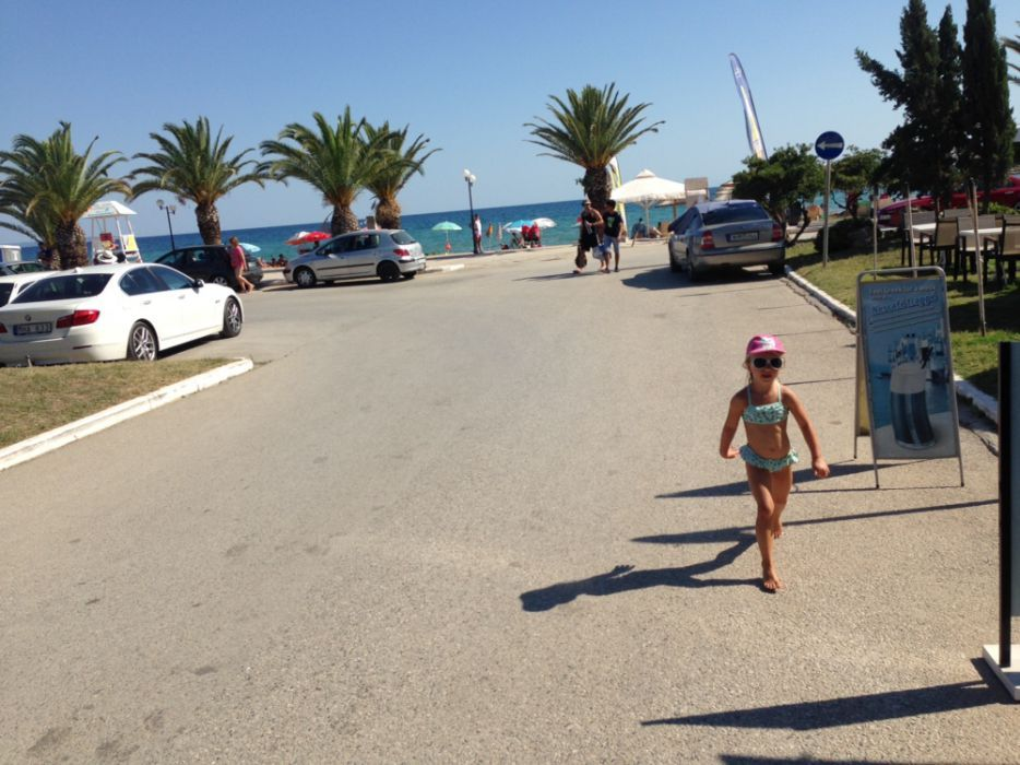 Дава под наем2ст.апартаментНеаПлагия(Халкидики)Гърция,40лв.ден-целият!