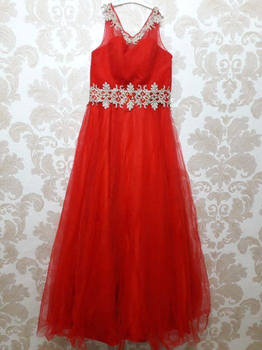 Вечерный платья