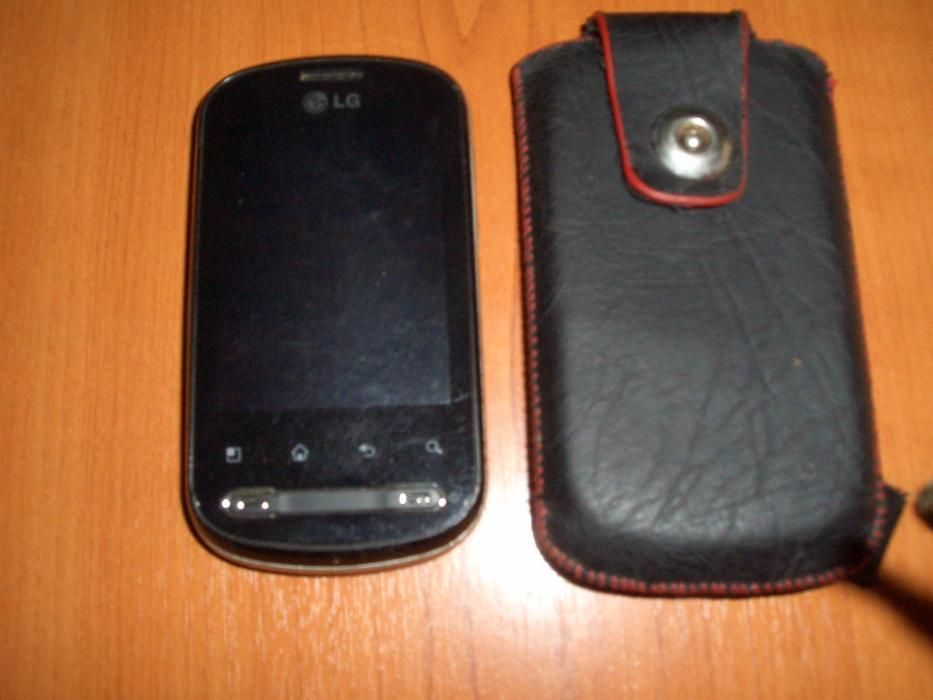 Telefon LG tuch screen +incarcator