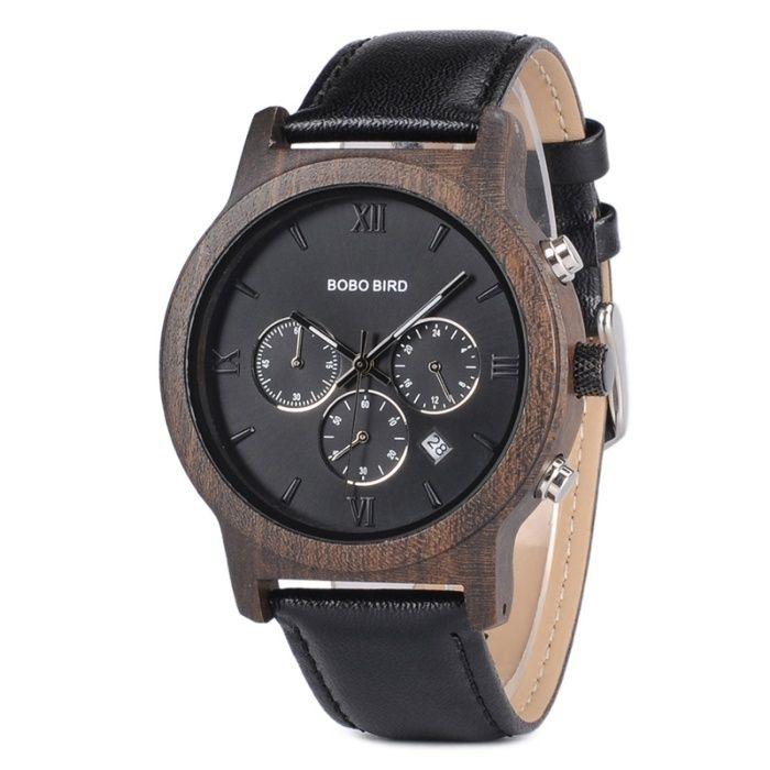 ceasuri din lemn Bobo Bird