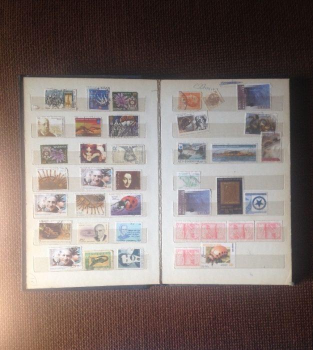 Clasor cu timbre
