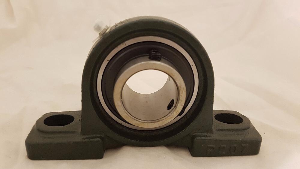 Lagar cu rulment Y si talpa P 207 - 35mm
