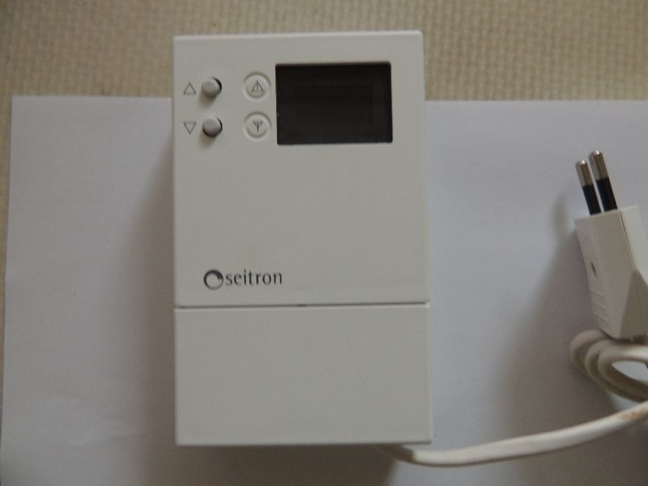 Detector gaz Receptor (Receiver) gaz wireless Segugio Seitron