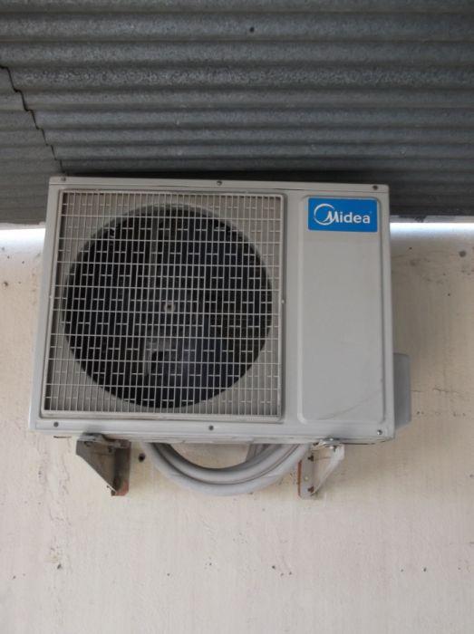 Limpeza e instalação de ar condicionados