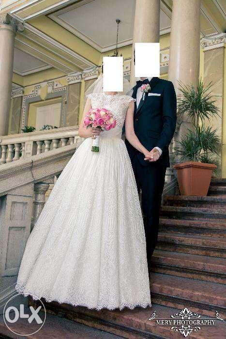 Vand sau inchiriez rochie de mireasa Natalia Vasiliev