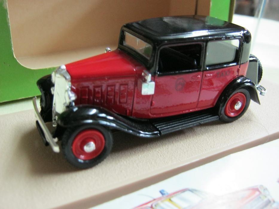 Macheta auto,CITROEN ROSALIE 1934,1:43.