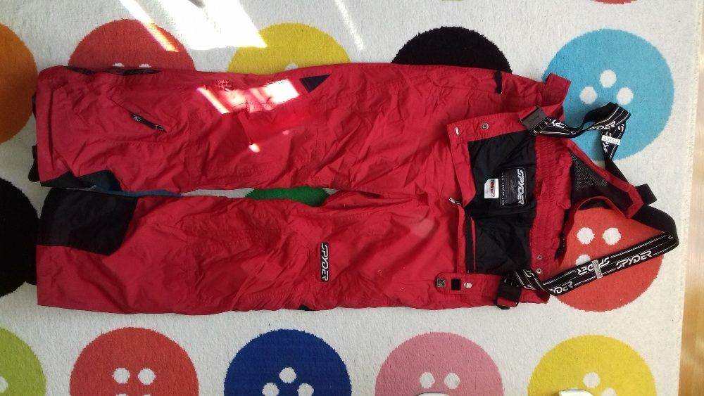 Pantalon ski Spyder
