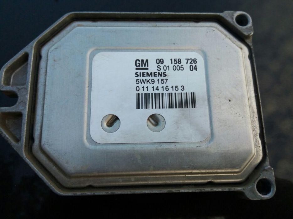 kit-uri pornire ecu/calculator motor opel zafira A,astra G z18xe 1.8