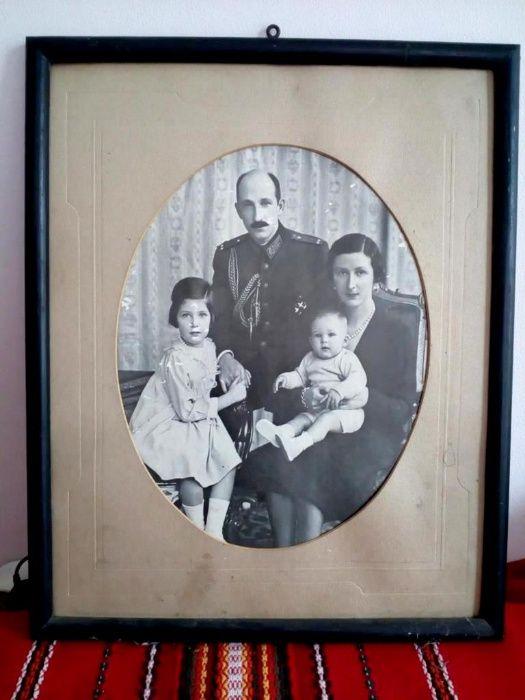 Голяма Картина на Царското Семейство!