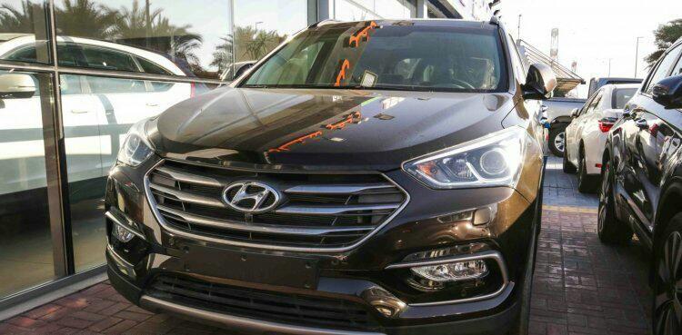Venda de Hyundai Santa fe