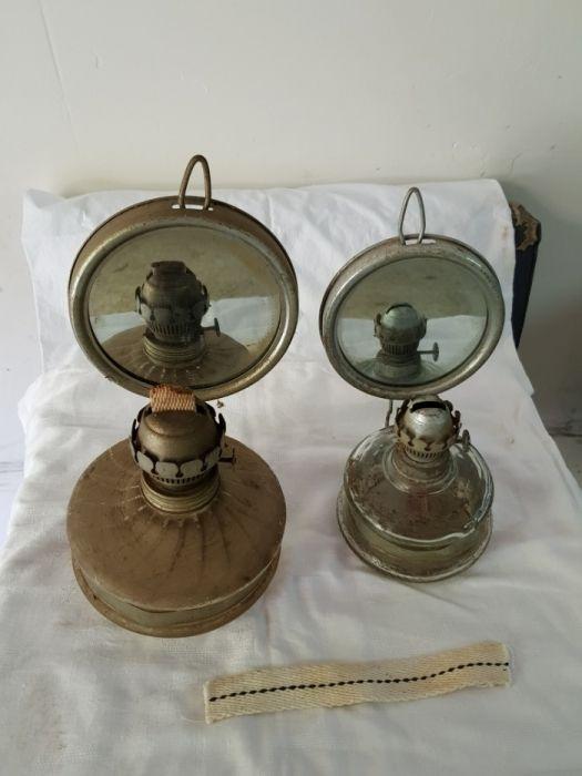 Lampa cu petrol veche