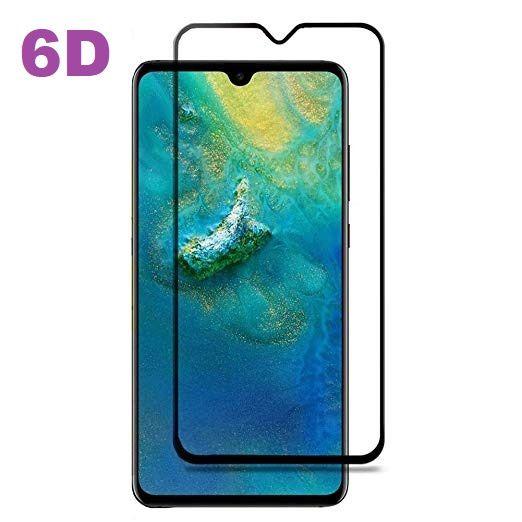 Folie sticla 6D Huawei Mate 20, Sticla Securizata 9H