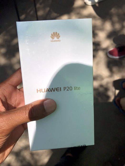 Huawei P20 Lite 64GB novo na caixa