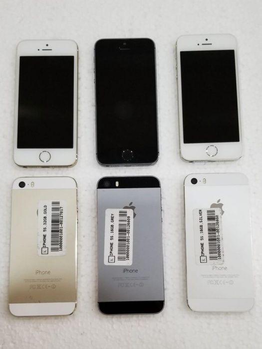 IPhone 5s 16Gb e 32Gb
