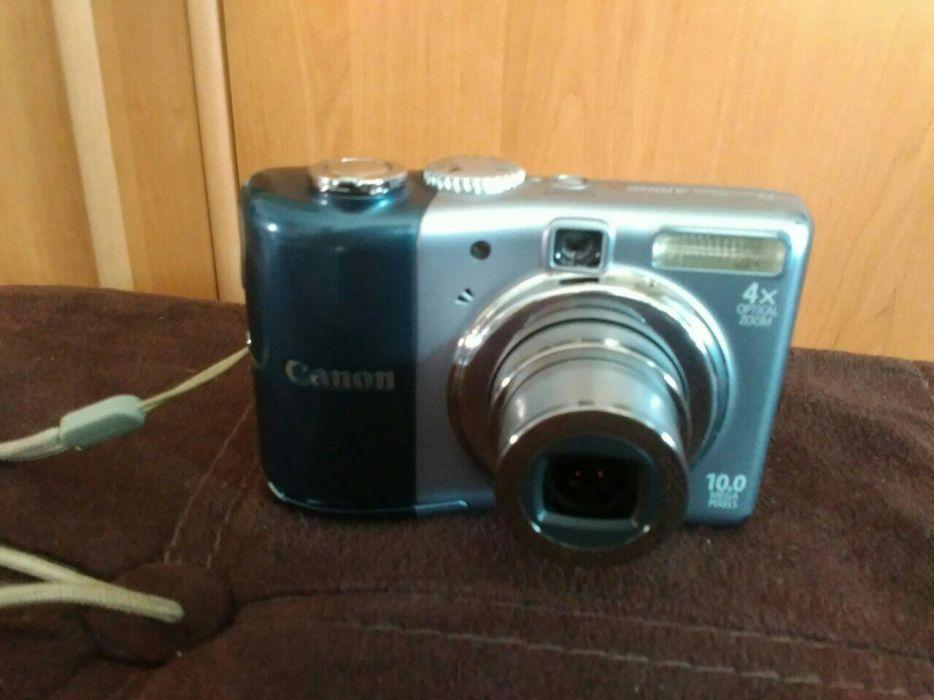 Фотоапарат Canon A 1000 IS