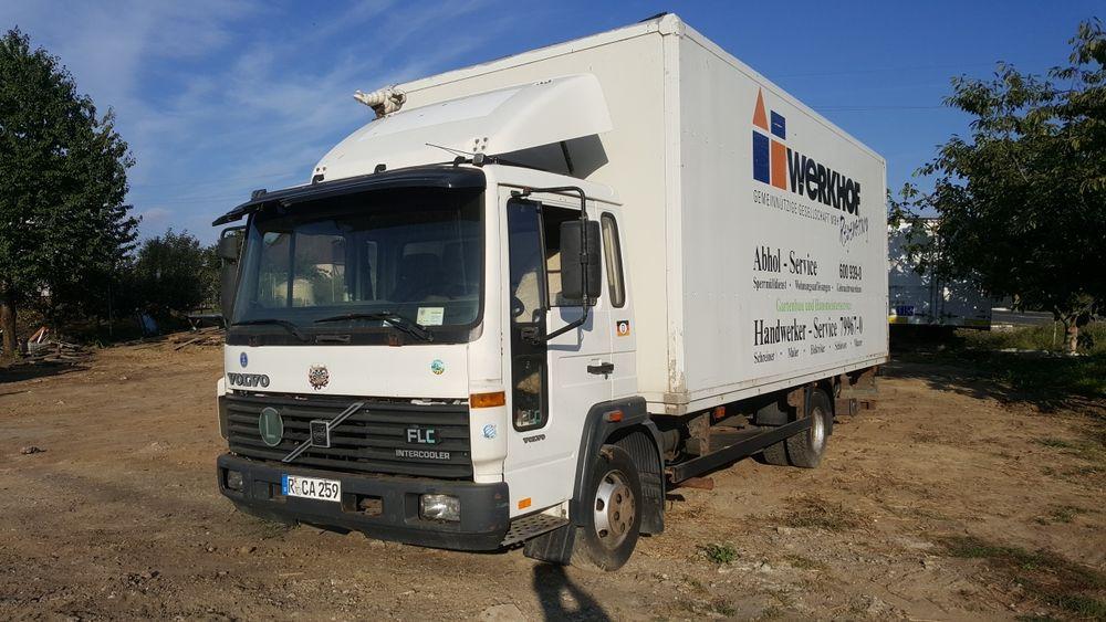 Volvo flc4 7.5 tone